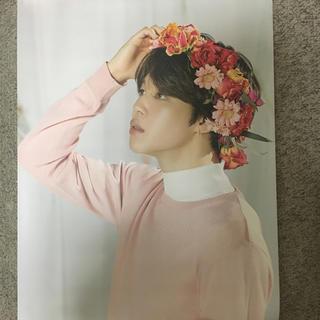 ボウダンショウネンダン(防弾少年団(BTS))のLYS ソウルコン ポスター JIMIN ジミン(K-POP/アジア)