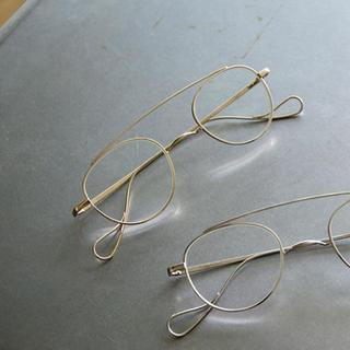 ワンエルディーケーセレクト(1LDK SELECT)のBuddy Optical his(サングラス/メガネ)