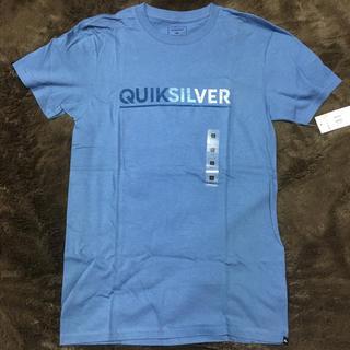 クイックシルバー(QUIKSILVER)の<新品>Tシャツ QUICKSILVER クイックシルバー(Tシャツ/カットソー(半袖/袖なし))