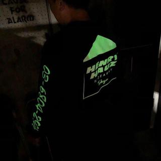 ネイバーフッド(NEIGHBORHOOD)のhenry  hauz ロンt(Tシャツ(長袖/七分))