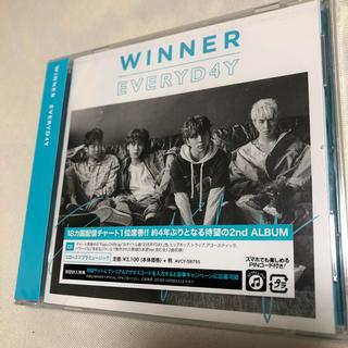 WINNER CD(K-POP/アジア)