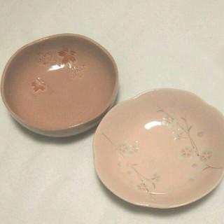 タチキチ(たち吉)の【★可愛い★】桜柄のたち吉の皿2点セット(食器)