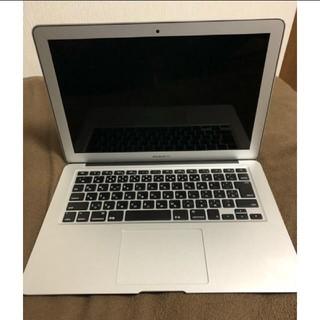 アップル(Apple)のMac Book Air ほぼ未使用 美品 付属品全て完備(ノートPC)