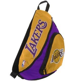新品 NBA LAKERS レイカーズ メッセンジャーバッグ チームカラー(バスケットボール)