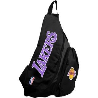 新品 NBA LAKERS レイカーズ メッセンジャーバッグ ブラック(バスケットボール)