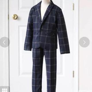 フォーマルスーツ上下  入学式  130cm(ドレス/フォーマル)
