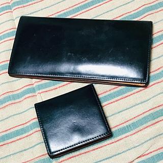 ガンゾ(GANZO)のGANZO CORDOVAN 長財布 & 小銭入れ(長財布)