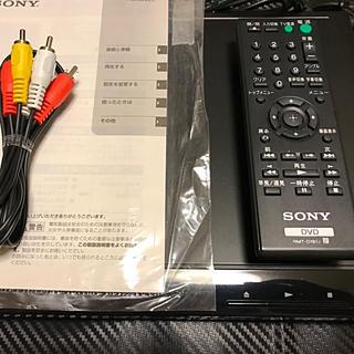 ソニー(SONY)の☆SONY DVDプレイヤー☆(DVDプレーヤー)