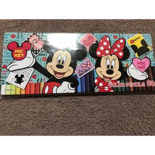 ディズニー(Disney)のディズニー色鉛筆50色 新品✴︎(色鉛筆 )