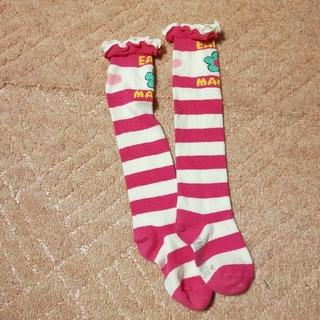 アースマジック(EARTHMAGIC)のアースマジック ハイソックス(靴下/タイツ)