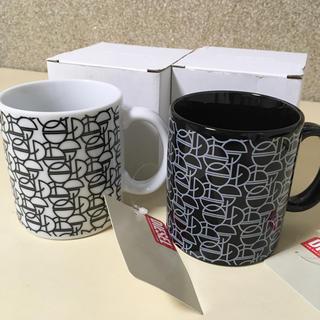 ディーゼル(DIESEL)の【新品!非売品2個セット!】DIESEL マグカップ(グラス/カップ)