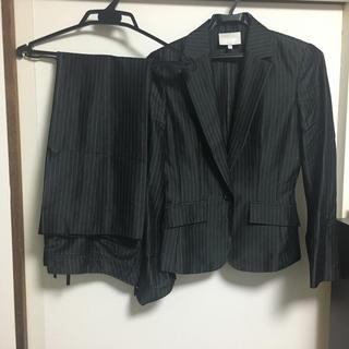 エマジェイム(EMMAJAMES)のEMMAJAMES レディースパンツスーツ2点(スーツ)