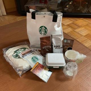 スターバックスコーヒー(Starbucks Coffee)のスタバ福袋2019(ノベルティグッズ)