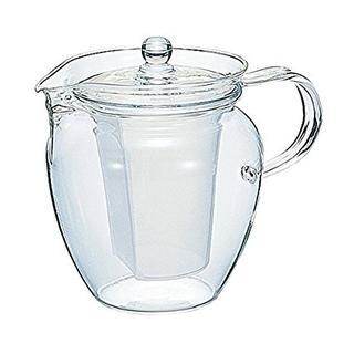 大好評☆HARIO (ハリオ) 急須 茶茶 なつめ(食器)