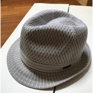EdgeCity 帽子 メンズ ドラロンサーモマニッシュ 中折れハット(新品)(ハット)