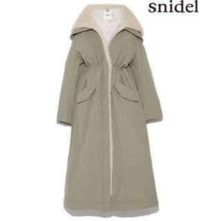 スナイデル(snidel)の【snidel】☆モッズコート(未使用)☆春もOK‼︎(モッズコート)