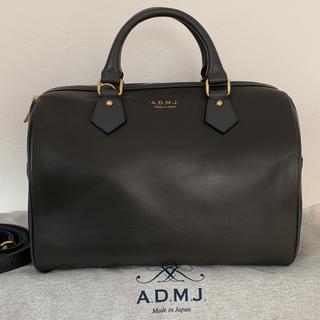 エーディーエムジェイ(A.D.M.J.)の【極美品】ADMJ・2wayハンドバッグ(ハンドバッグ)