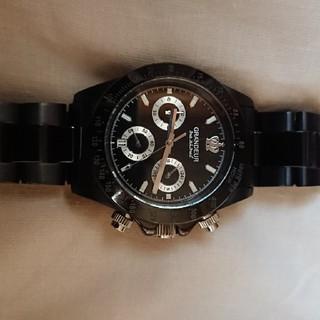 グランドール(GRANDEUR)のグランドール 日本製クロノグラフ(腕時計(アナログ))