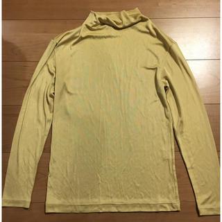 イッセイミヤケ(ISSEY MIYAKE)のissey miyake permanent モックネックカットソー(Tシャツ/カットソー(七分/長袖))