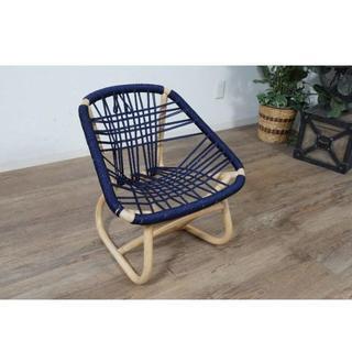 アウトレット アジアンテイスト 籐 スツール チェアー 椅子
