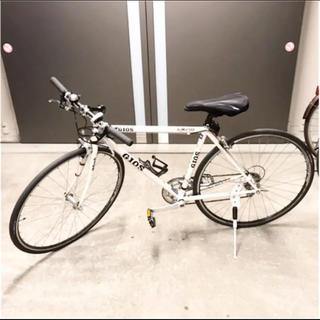 ジオス(GIOS)のジオス クロスバイク おまけ付き(自転車本体)