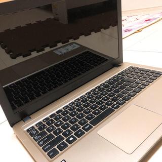 エイスース(ASUS)のパソコン(ノートPC)