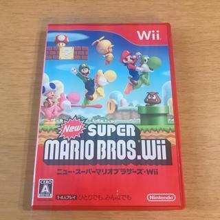 Wii - New スーパーマリオブラザーズ