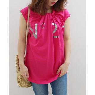 ヌメロヴェントゥーノ(N°21)の新品  2017年製☆N°21 Tシャツ(Tシャツ(半袖/袖なし))