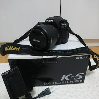 ペンタックス(PENTAX)のPENTAX K-5 デジタル一眼レフカメラ(デジタル一眼)