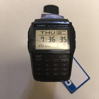 カシオ(CASIO)のカシオ データバンク(腕時計(デジタル))