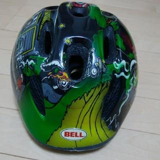 ベル(BELL)のBELL幼児用ヘルメット48-54センチ(自転車)