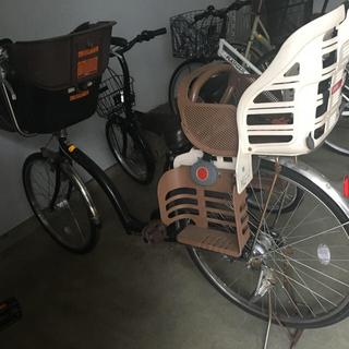 子供乗せ自転車(自転車)
