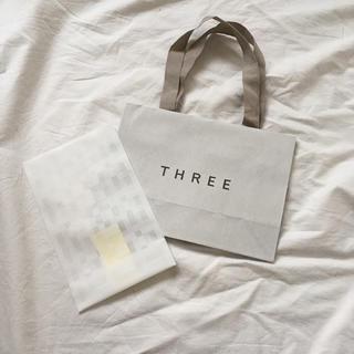 THREE ラッピングセット
