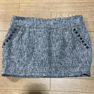 ジェーアイマックス(Ji.maxx)のJimaxx ツイード風ミニスカート(ミニスカート)