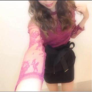 デイライルノアール(Delyle NOIR)のリボンスカート(ミニスカート)