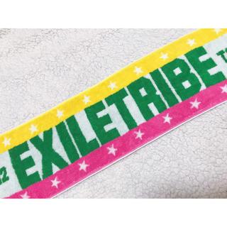 エグザイル トライブ(EXILE TRIBE)のEXILE TRIBE LIVE 2012 ツアータオル(男性タレント)
