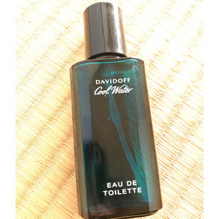 ダビドフ(DAVIDOFF)のダビドフ Cool water クールウォーター 香水(ユニセックス)