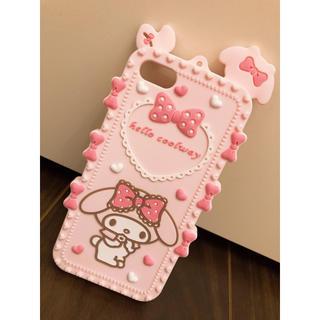 マイメロディ(マイメロディ)のマイメロ♡iPhone8ケース(iPhoneケース)