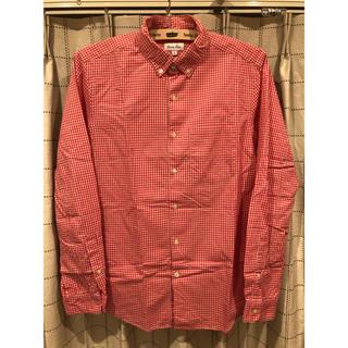 スティーブンアラン(steven alan)のsteven  alan チェックシャツ(シャツ)