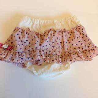 ジルスチュアート(JILLSTUART)の未使用品 Jill Stuart ブルマ付 スカート(スカート)