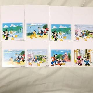 ディズニー(Disney)のディズニー 絵はがき(切手/官製はがき)