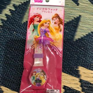 ディズニー(Disney)のディズニー プリンセス 子ども用腕時計(腕時計)