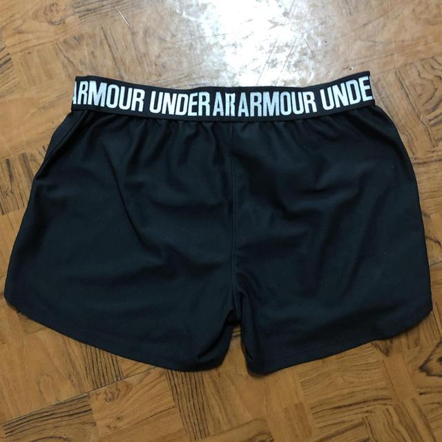 UNDER ARMOUR(アンダーアーマー)のアンダーアーマー レディース ショートパンツ レディースのパンツ(ショートパンツ)の商品写真