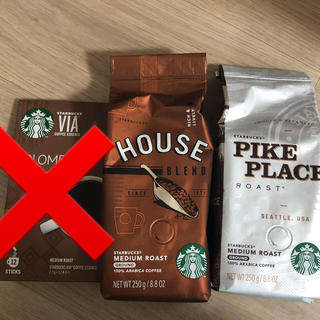 Starbucks Coffee - コーヒー豆  スタバ