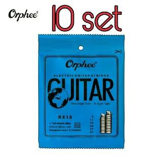 【新品】エレキギター弦09-42 10セット(弦)
