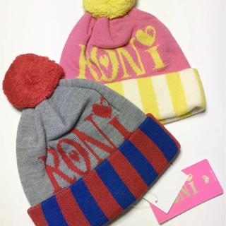 ロニィ(RONI)のRONI❤️ニット帽    新品(その他)