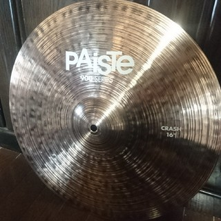 "PAISTE 900 SERIES CRASH 16""(シンバル)"