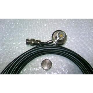 アマチュア無線 同軸ケーブル RG-58/U 6.5m(アマチュア無線)