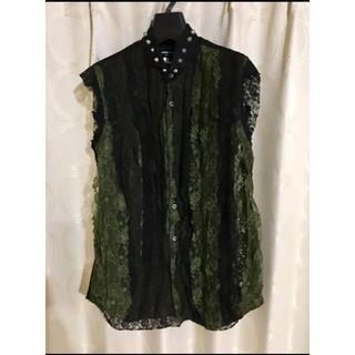 ジュンヤワタナベ(JUNYA WATANABE)のJUNYA WATANABE 2006年AWコレクション(シャツ/ブラウス(半袖/袖なし))