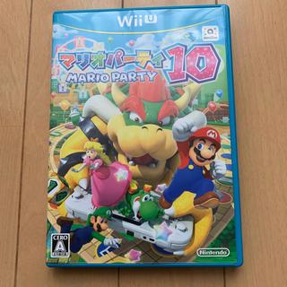 Wii U - Wii U  マリオパーティ10